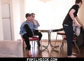 familydick;handjob;masturbation;daddy;blowjob;anal;bareback;cumshot;threesome,Bareback;Daddy;Blowjob;Group;Gay;Handjob;Rough Sex;Cumshot;Step Fantasy FamilyDick -...