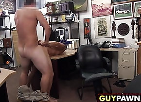 Big Cock (Gay);Blowjob (Gay);Hunk (Gay);HD Videos;Anal (Gay) Hunky biker sells...