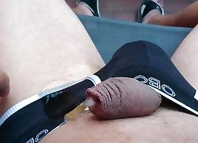 Big Cock (Gay);Handjob (Gay);Masturbation (Gay);Outdoor (Gay);Hot Gay (Gay);German (Gay);HD Videos Horny on the balcony