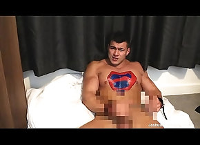 cum,cock,fetish,gay,seduction,muscle,straight,flex,hunk,gay SUPERMAN MADE TO...