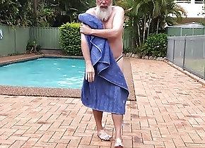 Man (Gay) Dubio open crotch...