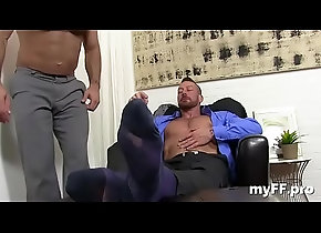 hardcore,blowjob,fetish,gay,footjob,gay Orgasmic foot...
