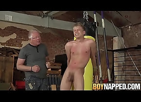 cumshot,handjob,mature,young,old,submissive,domination,fetish,bondage,gay,twink,maledom,punishment,vs,punching,boynapped,gay Sub twink bound...