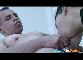hardcore,creampie,blowjob,mature,deepthroat,domination,gay,twink,bareback,daddy,old-and-young,bangmedaddy,gay Daddy likes to...