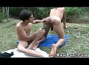 gay,bareback,rawpapi,gay Bareback Fucking...