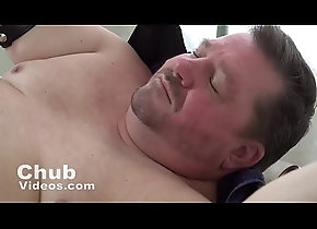 black,mature,chubby,old,interacial,gay,leather,daddy,bear,sling,chub,gay daddy-in-a-sling-...