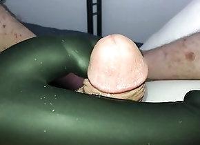 Bear (Gay);Fat (Gay);Masturbation (Gay);Small Cock (Gay);HD Videos Dribbling precum...