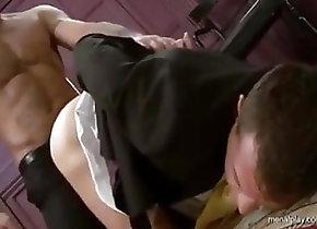 Hunk (Gay);Muscle (Gay);Gay Sex (Gay);Gay Anal (Gay);Anal (Gay);Couple (Gay) Spencer Reed and...