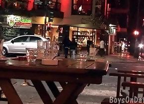 boysondate;twinks;blowjob;oral,Twink;Blowjob;Gay Cafe date getting...
