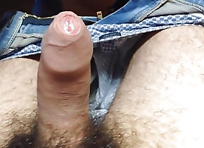 Amateur (Gay);Crossdresser (Gay);Handjob (Gay);Masturbation (Gay);Small Cock (Gay) Foreskin complete...