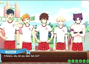 gaymer;gamer;video;game;playthrough;summer;camp;gay,Twink;Muscle;Gay;Hunks;Jock;Cartoon;Verified Amateurs Camp Buddy -...