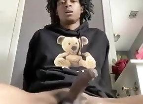 Big Cock (Gay);Interracial (Gay);Masturbation (Gay) es geht auch so