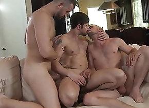 Blowjob (Gay);Gay Kissing (Gay);Anal (Gay);HD Videos The 3 Way Kiss