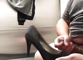 Man (Gay);HD Videos Coworkers heels