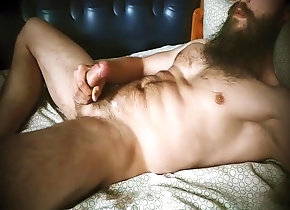 Amateur (Gay);Cum Tribute (Gay);Handjob (Gay);Masturbation (Gay);Muscle (Gay);Gay Muscle (Gay);Hairy Gay (Gay);Gay Cum (Gay);Gay Cock (Gay);Polish (Gay) Morning wank