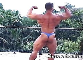 Hunk (Gay);Muscle (Gay) Paul Strong