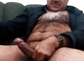 Masturbation (Gay);2 Gay (Gay) Madurito caliente...