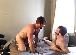 Bareback (Gay);Big Cock (Gay);Hunk (Gay);Muscle (Gay);Anal (Gay);Couple (Gay);HD Videos Sextape 3 - Benji