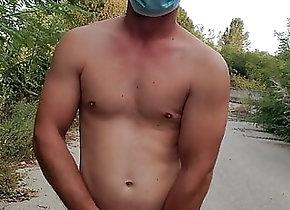 Man (Gay);HD Videos Naked outdoor