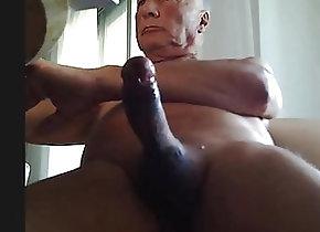 Cum Tribute (Gay);Daddy (Gay);Handjob (Gay);Masturbation (Gay);Gay Grandpa (Gay);Gay Cum (Gay);Gay Webcam (Gay);Gay Cam (Gay) grandpa cum on...