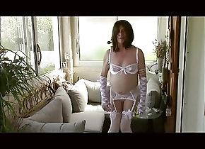 Crossdresser (Gay);HD Videos Masturbation de...