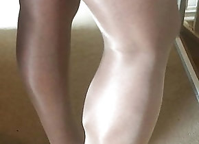 Amateur (Gay);Crossdresser (Gay);HD Videos Tan Pantyhose