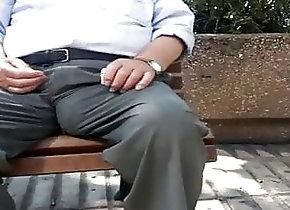 Big Cock (Gay) The bulge of an...