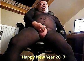 Masturbation (Gay);HD Gays Happy New Year 2017