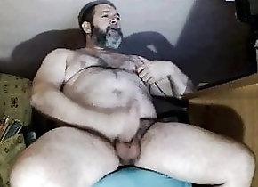 Amateur (Gay);Bear (Gay);Daddy (Gay);Fat (Gay);Handjob (Gay);Hunk (Gay);Masturbation (Gay);Webcam (Gay) Hot cam!