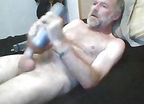 Daddy (Gay);Handjob (Gay);HD Videos;Hairy Gay (Gay) Hairy Aussie Gilf...