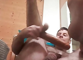 Man (Gay);HD Videos Dildo Ride and...