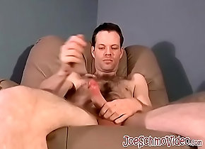 cumshot,hardcore,amateur,homemade,hairy,masturbation,gay,big-cock,big-dick,gay-amateur,joeschmovideo,gay Hairy homosexual...
