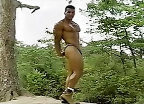 Muscle (Gay);Statue Statue