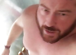 Man (Gay) Shower time with...