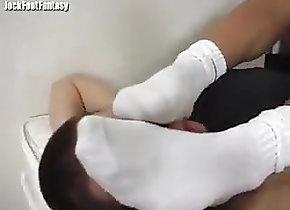 Amateur (Gay);Gay Feet (Gay);Swiss (Gay) Feet sniff