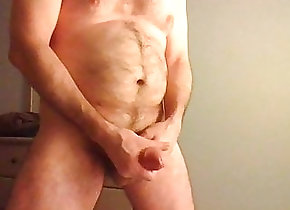 Amateur (Gay);Big Cock (Gay);Masturbation (Gay);HD Videos Wanking cum shot...