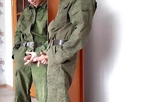 big-cock;european;russian;teen;young;cum;soldier;army;cosplay;foot-fetish;jerk-off;wank;uniform;sperm,Euro;Solo Male;Big Dick;Gay;Handjob;Cumshot;Military;Feet;Verified Amateurs Russian soldier...