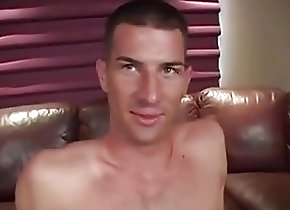 Gay Porn (Gay);Blowjobs (Gay);Cum Tributes (Gay);Hunks (Gay);Military (Gay) Straight Guy Sucked