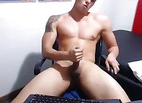Men (Gay);Gay Porn (Gay);Amateur (Gay);Masturbation (Gay);Muscle (Gay) Perfect guy and a...