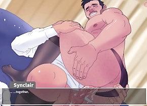 neibor;cartoon;video-game;ben;game;big-cock,Bareback;Daddy;Muscle;Big Dick;Gay;Hunks;Cumshot;Cartoon uncle Neighbor ...