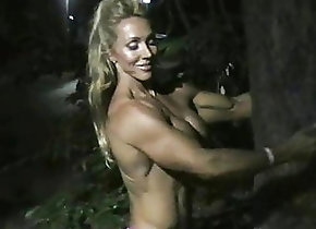 Muscular Woman Gayle Moher - Nude