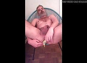 Bear (Gay);Hunk (Gay);Masturbation (Gay);Muscle (Gay) SilverBBeard...