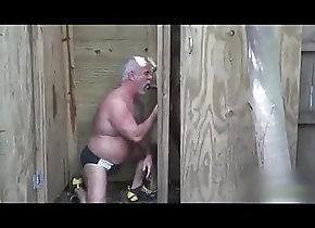 Bareback (Gay);Beach (Gay);Bear (Gay);Daddy (Gay);Fat (Gay);Muscle (Gay);Old+Young (Gay);Anal (Gay) black fucks daddy...