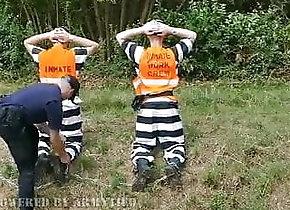Amateur (Gay);BDSM (Gay);Military (Gay);Outdoor (Gay);Gay Prison (Gay);Gay Bondage (Gay) PCF5: chaingang...