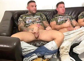 group-sex-party;circlejerk;circle-jerk;wank-party;andy-lee;andyleexxx,Muscle;Big Dick;Group;Gay;College;Hunks;Straight Guys;Uncut;Tattooed Men Straight lads...