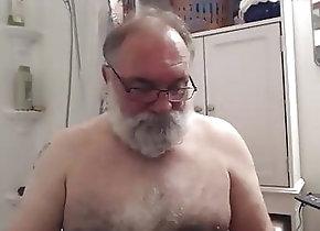 Bear (Gay);Big Cock (Gay);Daddy (Gay);Gay Shower (Gay) Jim Showering #8