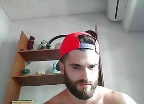Big Cocks (Gay);Masturbation (Gay);Webcams (Gay);On Cam Big cock on cam - 11
