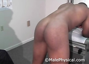 malephysical;medical;physical;exam;examination;prostate;black;straight;cock;handjob;doctor;clinic;visit,Black;Muscle;Gay;Straight Guys;Reality;Handjob;Jock;Cumshot Big Black Cock...