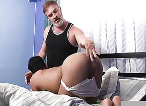 Amateur (Gay);Bareback (Gay);Big Cock (Gay);Old+Young (Gay);Anal (Gay);Couple (Gay) This is good day