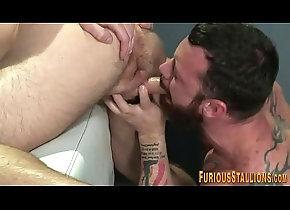 cumshot,facial,blowjob,handjob,hairy,masturbation,bigcock,bigdick,gay,muscle,hd,rimjob,gaysex,gay Buff hunk gets...